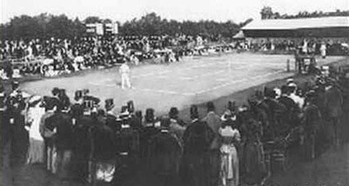 История развития мирового тенниса
