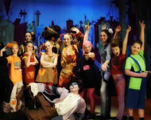 Праздник непослушания в театре