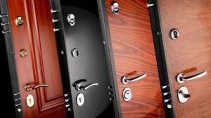 Дизайн стальных дверей